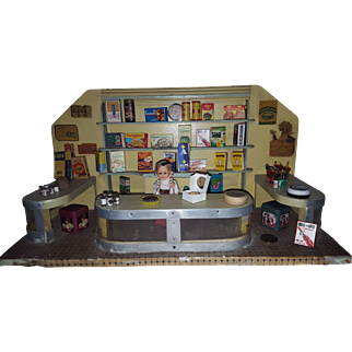 Grocery Store Doll House