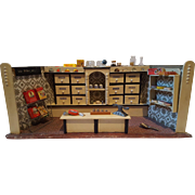 German Dollhouse Grocery Store