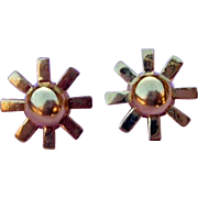 Sputnik called. They want their 14k Cuff Links back