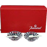 Expect to be invited back soon. Baccarat Crystal Salt Cellars