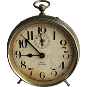 Antique Westclox Big Ben Alarm Clock