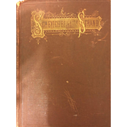Early Historical Book Cape May New Jersey 1876