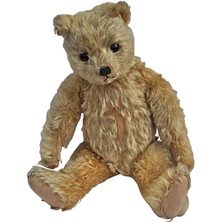 A beautiful J. K. Farnell teddy bear 1920s,