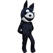 A rare British Felix the Cat in exceptional condition 1920s,
