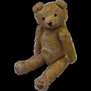 A German 1920-30s character teddy bear
