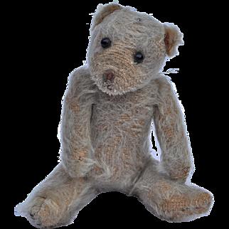 A rare larger size 1st World War 'soldier' mascot teddy bear,