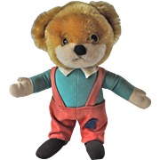 Rare Merrythought Twisty Bear 1966,