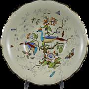 COALPORT CAIRO MULTICOLOR # 8327/E Round Vegetable Bowl