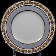 WEDGWOOD WHITEHALL POWDER GRAY W3979 Salad Plate