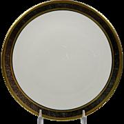 BERNARDAUD Limoges Vulcain Round Cake / Tart Platter