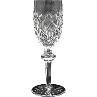 WATERFORD CRYSTAL Powerscourt Sherry Wine Glass