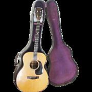Martin Tenor Guitar model  018T (1940-41)