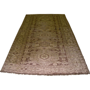 Turkish handmade Sparta Rug, approx. 5'-0X9'-11