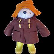 Gabriel designs  Paddington bear.