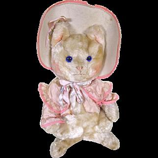 Lady Kitty Alpha Farnell cat circa 1930