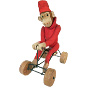 Steiff record monkey from the 1920'