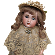Jumeau 1907 French bebe antique doll