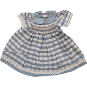 Kathe Kruse dress with label