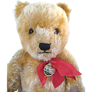 1950's Chiltern bear with swing tag