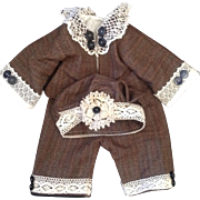 Outfit for your teddy bear or character doll.