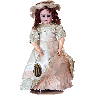 Bahr and Prosthchild doll with stunning clothing