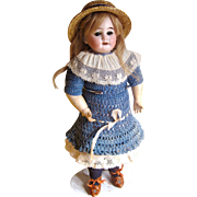 Armand Marseille 1894 fully jointed girl doll