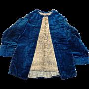 Nineteenth Century children's dress coat
