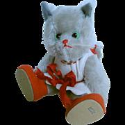 Kersa Cat with original clothing