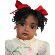 Mulatto Kammer and Reinhardt doll 18 inches