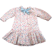 Dolls dress suitable for German doll