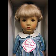 15 inch Kathe Kruse doll in original box