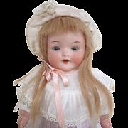 Pretty shoulder head German doll
