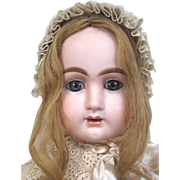 34 inch French doll -  Bebe Jullien