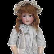 Simon and Halbig  girl doll mold 550