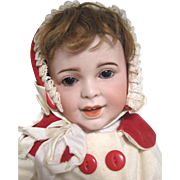 SFBJ 236 character doll - Laughing Jumeau