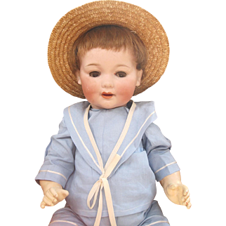 Armand Marseille George Borgfeldt boy doll