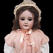 Pretty SFBJ 301 French doll 25.5 inches