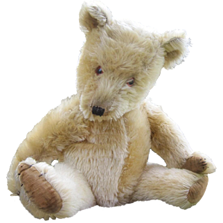 English Chiltern Hugmee mohair Teddy Bear 21 inches