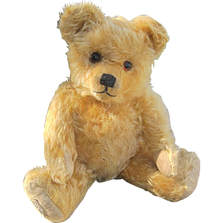 Alpha Farnell English Teddy Bear c. 1920's