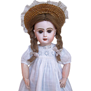 Jumeau antique doll size 7 17 inch