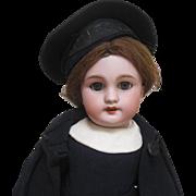 Dep Jumeau antique bisque head doll