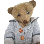 Rare Silberstein German teddy bear c.1907