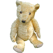 English Mohair Teddy Bear C.1930