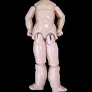 German dolls body 20 inches