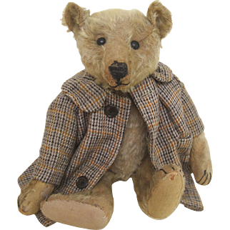 Early Steiff Bear c1910 16 inches