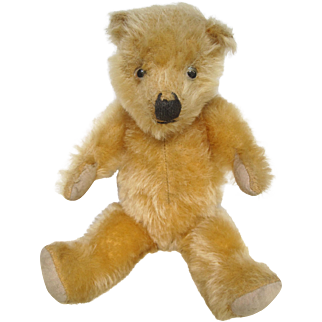 Chiltern English Teddy Bear c.1930's 12 inch