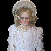 Bahr and Prothschild 28 inch Antique Doll
