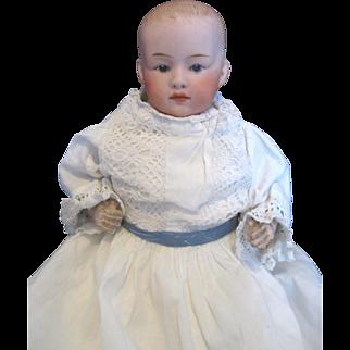 Gerbruder Heubach character baby doll