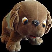 Larger size Dinky googlie eyed Dog