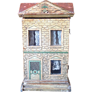 Small Bliss Dolls House with original papers